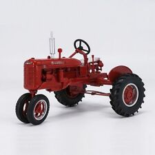 1:16 Alloy Diecast ERTL-Farmall B Agricultural Tractor Model Toys Vehicles Red