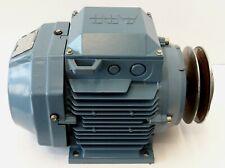 Elektromotor ABB Drehstrommotor 2-stufig 3~ B3 720U/min 0,7kW 1500U/min 3,5kW