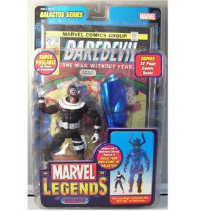 Marvel Legends BULLSEYE PVC figure 16cm by Toy Biz