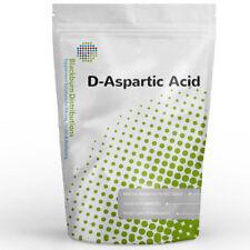 D-ASPARTIC ACID (DAA) 1KG - TESTOSTERONE BOOSTER, FATIGUE, METABOLISM