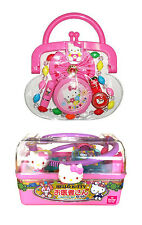 Two Hello Kitty Toys - Dr. Case with Medical Supplies and Purse with Accessories