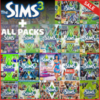 💗 The Sims 3 ALL EXPANSIONS - Complete Collection 💗 Windows 💗 ALL PACKS