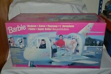 1999 Barbie Airplane Mattel NEW and SEALED Box
