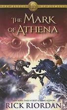 The Mark Of Athena (heroes Of Olympus): By Rick Riordan