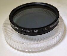 Rokunar 55mm C-PL Circular Polarizer Japan Lens Filter  Free Shipping Worldwide