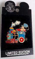 Disney Railroad Surprise Pin Series ( Mickey) LE Train CONDUCTOR