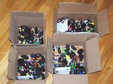 Lot 30 Marvel Comics Heroclix with Cards Grab Bag - No Duplicates