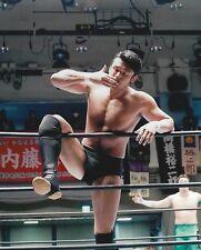 Katsuyori Shibata 8x10 Photo New Japan Pro Wrestling Revolution Rev ROH Dream