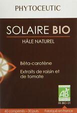 Laboratoires Phytoceutic Solaire Bio Hale Naturel 60 Comprimés 43 g