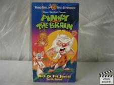 Animaniacs - Pinky & the Brain* Mice of the Jungle* VHS