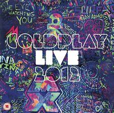 Coldplay - Live 2012 [CD+DVD Album]