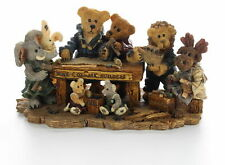 Boyds Bears & Friends Limited Edition Vintage Bearstone Figurine #2278 Noahs Ark