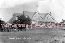 SU 35 - Purley Down's Golf Club, Sanderstead, Surrey - 6x4 Photo