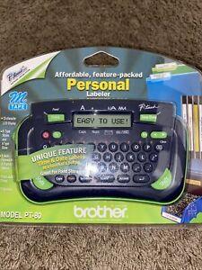 Brother P-Touch Model PT-80 Handheld Label Maker