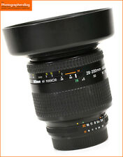 Nikon 28-200mm F3.5-5.6D Telephoto Autofocus Zoom Lens + Free UK Postage
