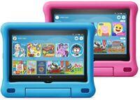 """All-new Fire HD 8 Kids Edition tablet, 8"""" HD display, 32 GB,10th gen 2020 releas"""