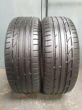 2x 225 45 19 Bridgestone Potenza S001 RSC Runflat 92W 4.8MM PAIR