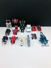 Vintage Transformers G1 Gobots And Other Robots Lot