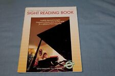 Alfred's Basic Adult Sight Reading Book 1 Level 1 Piano Music Reading Skills