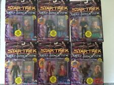 Lot Of 6 Star Trek Deep Space Nine Figures