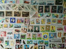 100 Different Congo (French) Stamp Collection