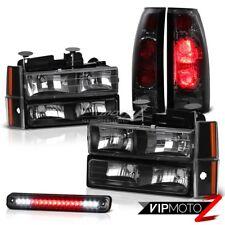 88 89 90 91 92 93 Chevy C/K 1500 2500 Roof Cab LED Tail Light Headlight Bumper