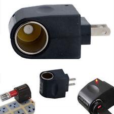 AC Wall Power to DC Car Charger Cigarette Lighter Converter Adapter AU EU Plug G