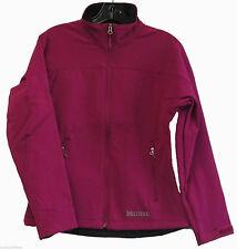 New NWT Marmot Women's Altitude Jacket Medium Black 85070 BRIGHT BERRY MEDIUM M