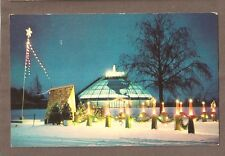 VINTAGE POSTCARD OUR LADY OF FATIMA SHRINE YOUNGSTOWN NEW YORK
