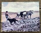 "LA Huffman Reprint ""Honyocker""  J.Coffrin Miles City, Montana 1968"