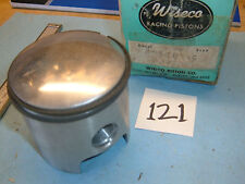 PISTON-LH, VINTAGE NOS WISECO RACING   ,#R-440-S, 66.75mm  SNOWMOBILE