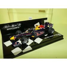 RED BULL RENAULT RB6 2010 VETTEL MINICHAMPS 1:43