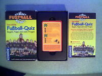 Die Wilden FUSSBALL Kerle(2005)Das wilde Fussball-Quiz/RegelnTipps,8-88 J./2-4Sp