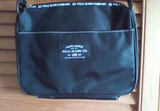 Ralph Lauren 'Polo Jeans' Small Black Cross Body Zipped Handbag