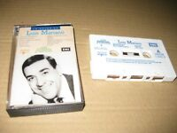 Luis Mariano Spanish Cassette Lo Best De Violets Imperial Miracle IN Pari