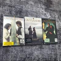 Outlander Season 3-5 (3, 4, 5) DVD, 14-Disc, Brand new & sealed Ships 1st Class