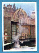LA TERRA - Panini 1966 - Figurina-Sticker n. 185 - KARLOVY CECOSLOVACCHIA -Rec