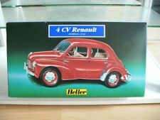 Modelkit Heller 4 cv Renault in box on 1:43