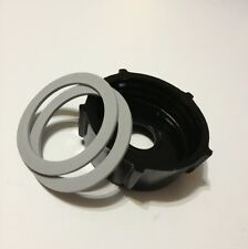 Oster Jar Base Cap 4902  With 2 Sealing Rings 4900 For Oster blenders! NEW