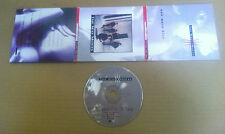 THE WAY MOVES One more Kiss w/ 2 RARE MIXES PROMO radio DJ CD single 1990 USA