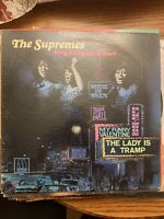 THE SUPREMES: Sing Rodgers & Hart MOTOWN DG ORIG Soul VINYL LP NM- Mono '67