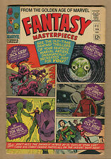 Fantasy Masterpieces # 1 - I Found the Things From Nowhere! 1965 (Grade 4.0) Wh
