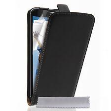 Caseflex Accessories for Motorola Nexus 6 Genuine Real Leather Flip Case Cover