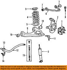 GM OEM Front Suspension-Shock Absorber 20955500