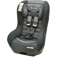 New Nania Maxim Baby Child Carseat Car Seat 0-4yr Graphic Black