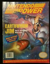 Nintendo Power Vol. 67 - Earthworm Jim - No Poster