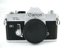 Alte Canon Spiegelreflexkamera