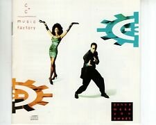 CD C + C MUSIC FACTORY	gonna make you sweat	EX  (A3139)