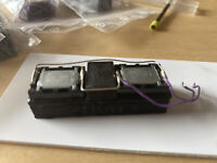 Zimo Dumbo Dual Sugar Cube speaker-4 ohm-MIB