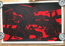 CLEON PETERSON  RIVER of BLOOD 92/150 SIGNED NUMBERED